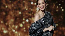 La robe de Marion Cotillard aux César n'est pas passée