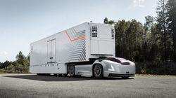 Pour son camion autonome, Volvo ne veut pas juste supprimer le
