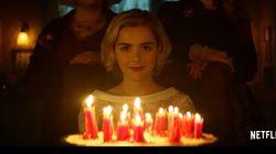 La nouvelle Sabrina de Netflix va vous faire frissonner dans ce premier