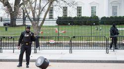 La Maison Blanche placée en confinement après le suicide d'un