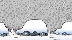 BLOG - Pourquoi la neige perturbe encore plus les