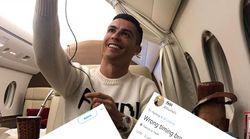 Ronaldo publie une photo qui tombe mal après la disparition de