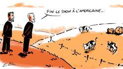 Dans la Drôme, Macron calme le jeu sur les