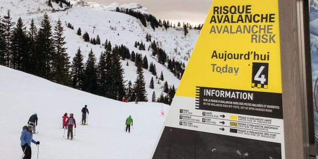 Avalanches: au moins neuf morts en France au terme d'un week-end