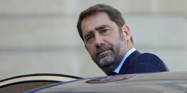 Christophe Castaner a reproché au Sénat de