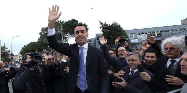 Luigi di Maio, le jeune leader du Mouvement 5