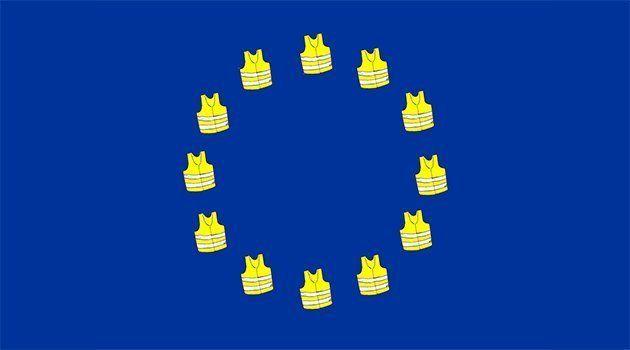 Européennes: Une première liste gilets jaunes dévoile 10