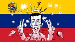 Les images du moment où Juan Guaido s'est autoproclamé président du