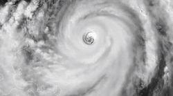 Un super typhon s'approche des Philippines, il est bien plus menaçant que