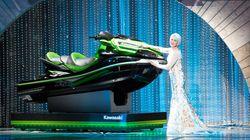 Oscars: Jimmy Kimmel a trouvé une technique imparable pour écourter les discours des