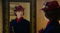 Le cerf-volant de Mary Poppins est de retour dans un premier