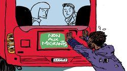 Des demandeurs d'asile empêchés de prendre le bus à Marseille, la régie des transports plaide la