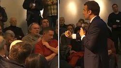 Macron a répondu pour la première fois à un gilet jaune (et il a pris son