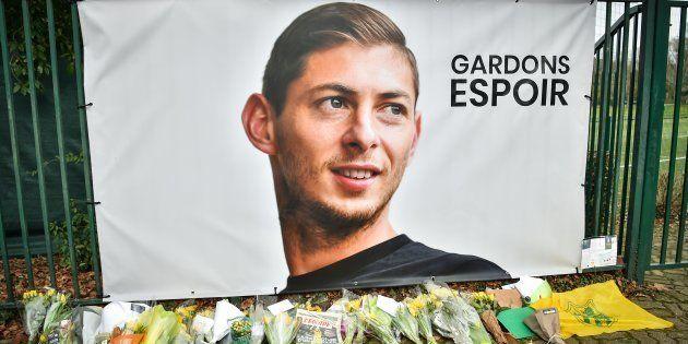 Après la disparition d'Emiliano Sala, une pétition exige la reprise des recherches (Photo d'illustration...