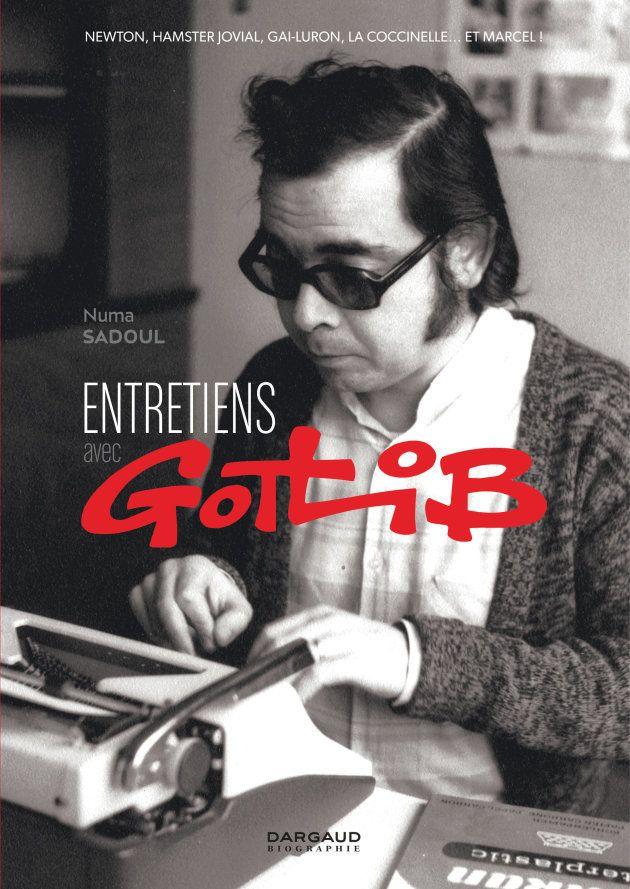 Entretiens avec Gotlib, Numa Sadoul (Dargaud) 19,99
