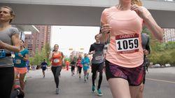 Préparer le marathon en tant que femme, c'est aussi s'attaquer à sa charge