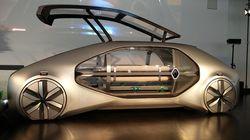 EZ-GO, le robot-taxi autonome imaginé par