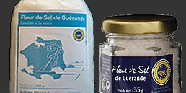 Du sel de Guérande contenant du plomb retiré de magasins Lidl, Auchan et Carrefour