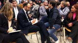 Sartrouville: après Macron, Philippe à son tour dans une réunion locale pour le grand