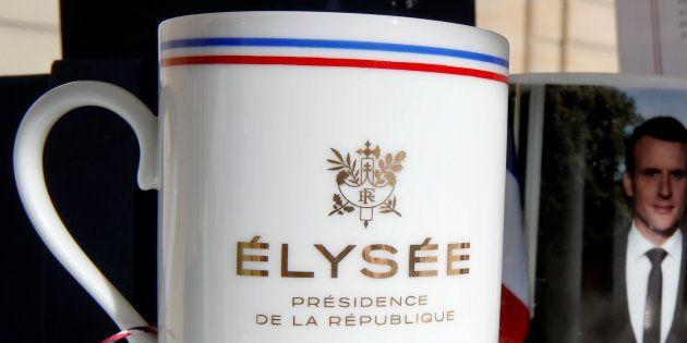 L'Élysée change de fournisseur de mugs après l'utilisation à tort de