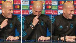 La pique de Zidane le marseillais au public