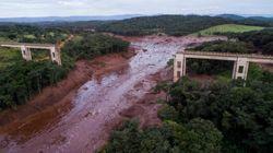 La rupture d'un barrage au Brésil fait au moins 34 morts et près de 300