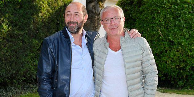 Kad Merad va retrouver son partenaire de toujours Olivier Baroux dans une comédie sur un gigolo