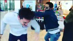 Jamel et Kev Adams rejouent le clash Booba/Kaaris à