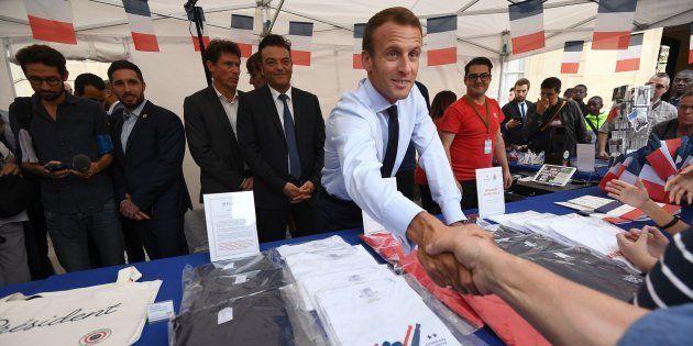 Boutique de l'Élysée: 350.000 euros de ventes en trois