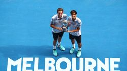 Herbert et Mahut remportent l'Open d'Australie en