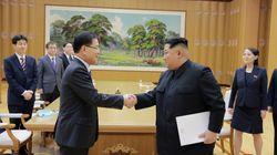 Après les JO, les deux Corées vont tenir un sommet à la