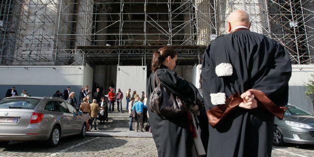 Pour la première fois, la Belgique a condamné un homme pour sexisme dans l'espace public (Image d'illustration,...