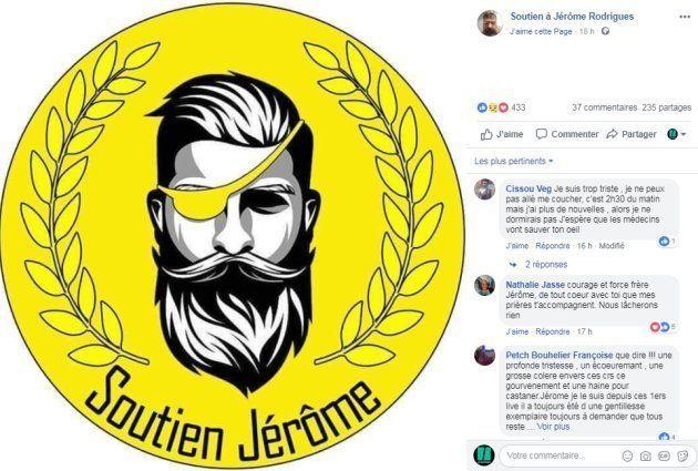 Comment Jérôme Rodrigues pourrait remobiliser les gilets