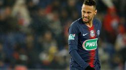 Neymar devrait être forfait pour le prochain match du PSG en Ligue des