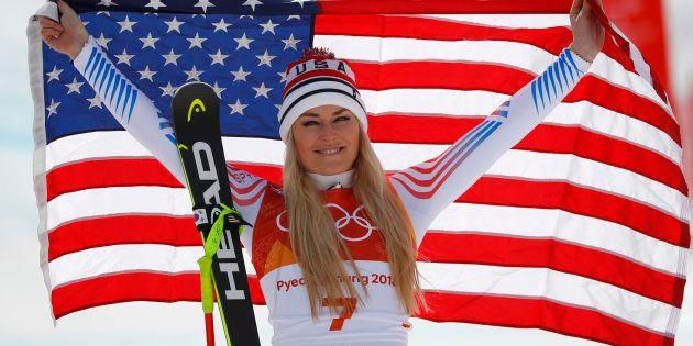 Messieurs, vos arguments machistes ne tiennent plus, il est temps de laisser skier Lindsey Vonn avec