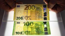 Découvrez les nouveaux billets de 100 et 200