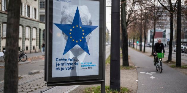 Deux grandes forces politiques tiennent le haut de l'affiche: le Rassemblement national et La république...