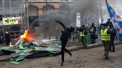 BLOG - Violences: les gilets jaunes entrent dans l'histoire des conflits sociaux en