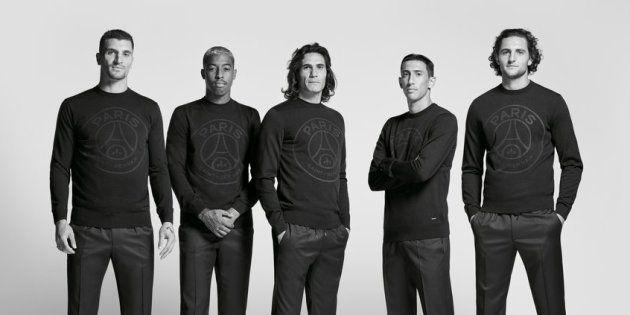 new authentic no sale tax 100% quality PSG x Hugo Boss: une collection pour les supporters du club ...