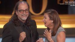 Cette demande en mariage aux Emmy Awards a fait fondre le