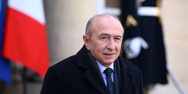 Gérard Collomb annonce sa candidature à Lyon en 2020 et pense quitter le gouvernement dès 2019 (Photo...
