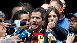 Le président autoproclamé du Venezuela annonce