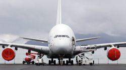 Jusqu'à 3700 postes menacés chez Airbus après les échecs des A380 et