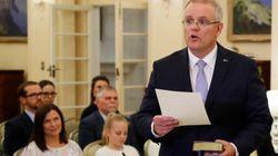 Le Premier ministre australien compare le récent sabotage de fraises au