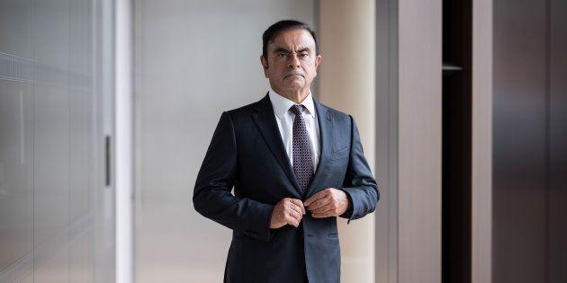 Carlos Ghosn dénonce