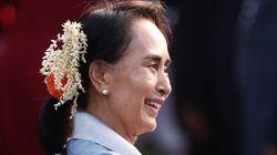 Un prix retiré à Aung San Suu Kyi pour son silence sur les