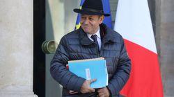 Jean-Yves Le Drian quitte le Parti