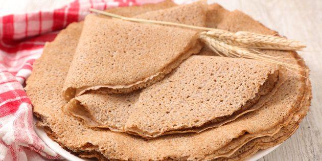 Ne passez pas la Chandeleur sans manger des galettes composées de farine de sarrasin.