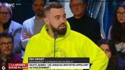 Éric Drouet va porter plainte contre Christophe Castaner pour