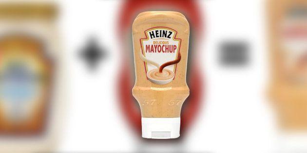 Heinz va commercialiser cette sauce 2 en 1 dont rêvaient les